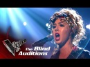 Scarlett Quigley Performs 'Wishing You Were Somehow Here Again' Blind Auditions The Voice UK 2018