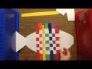 Rainbow Fish Weaving