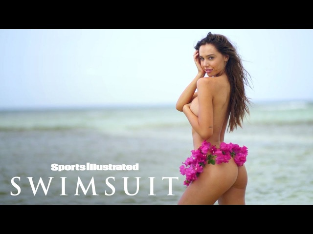 Alexis Ren Sculpts Trims Her 'Bush' For Sultry Aruba Shoot | Candids | Sports Illustrated Swimsuit