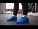 """[On-feet] Air Max 1 Premium in """"Game Royal"""" from the Tonal Pack (2017 release)"""