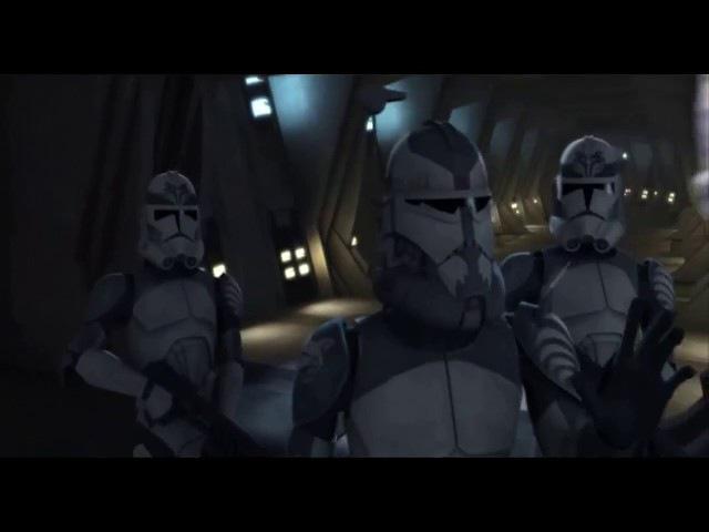 Звёздные Войны клип про 104 батальон