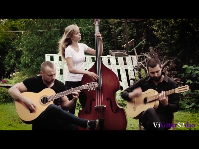 Rosenberg Trio - Valse a Rosenthal (Our Trio Cover)