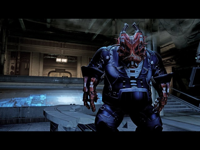 Марафон Mass Effect. Mass Effect 2. Часть 6. Сестра Миранды и Логово Серого Посредника