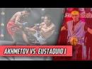 Кайрат Ахметов Джехе Юстакио 1 | ONE Championship TOTAL VICTORY