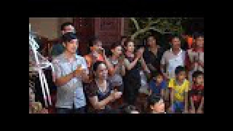 NS Văn Chương hát hầu 36 giá ở Am Tiên tự (P3) - NS Van Chuong singing cheo in Am Tien self (P3)