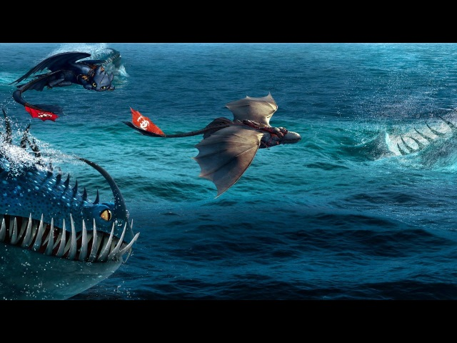 WE WILL ROCK YOU - HTTYD
