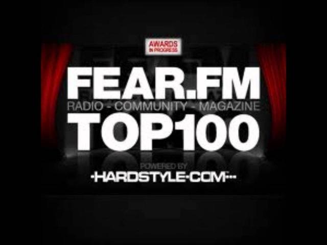 Hardstyle Top 100 Fear FM. More than 6 hours hardstyle! Epic Hardstyle