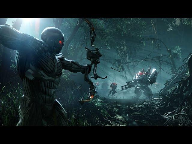 Суперсолдат спасает планету от вторжения инопланетян Игровой фантастический ф