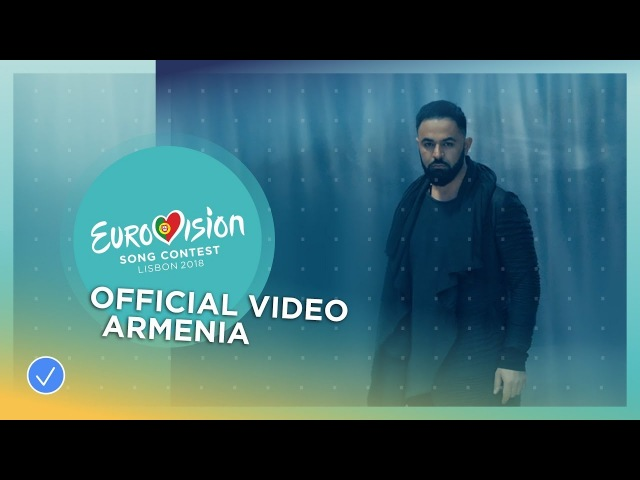 Sevak Khanagyan - Qami - Armenia - Official Music Video - Eurovision 2018
