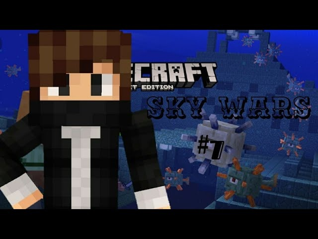MINECRAFT |BOBER| SkyWars 7