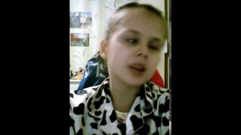 Uusa-Henti kihelkonna lastelaul(Eesti rahvaviis - K.Koppel) - Arina Romantšikova
