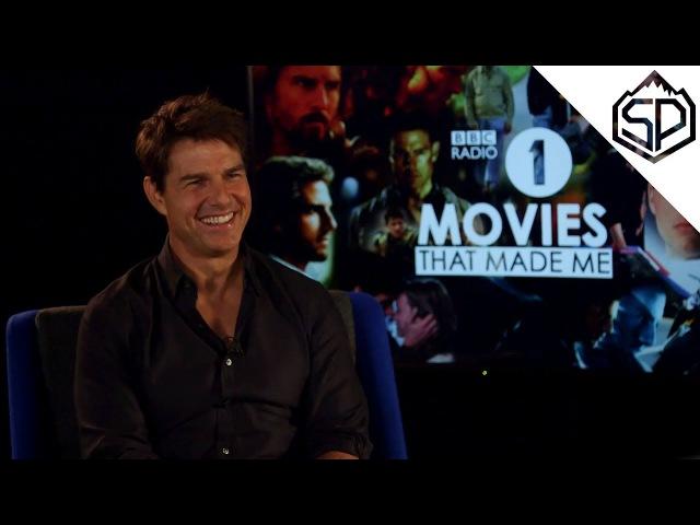 Мега позитивное интервью с Томом Крузом