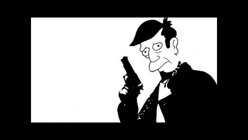 Steamed Hams but it`s Max Payne comics