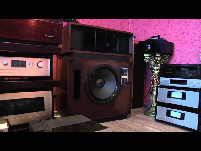 Altec Lansing Model Nineteen 19 обзор от Oldplayer