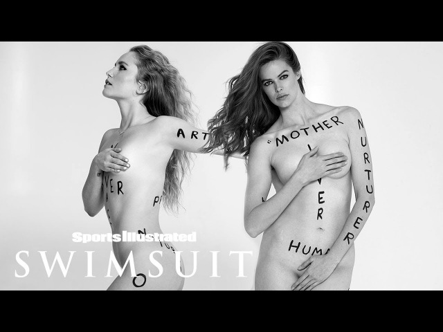 Paulina Porizkova, Robyn Lawley, Sailor Brinkley Cook Go Bare | Teaser | Sports Illustrated Swimsuit