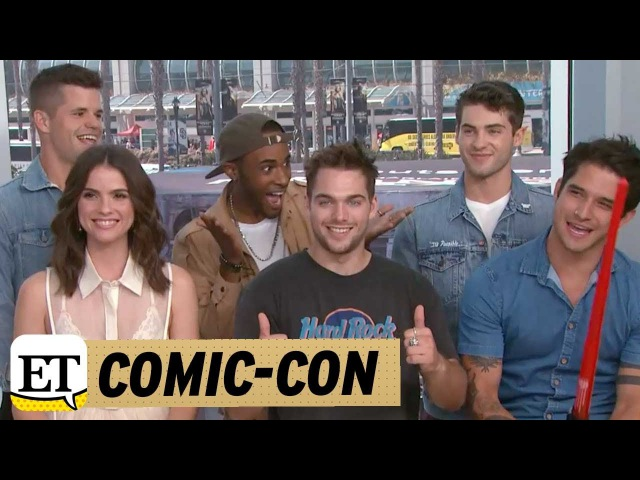 Comic Con 2017: 'Teen Wolf' Cast Says Final Episodes Will Have Lot of 'Sex and Death'