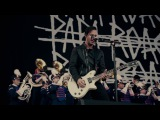 Papa Roach - Born For Greatness (Live at ROTR with Olentangy Orange High School Marching Band)