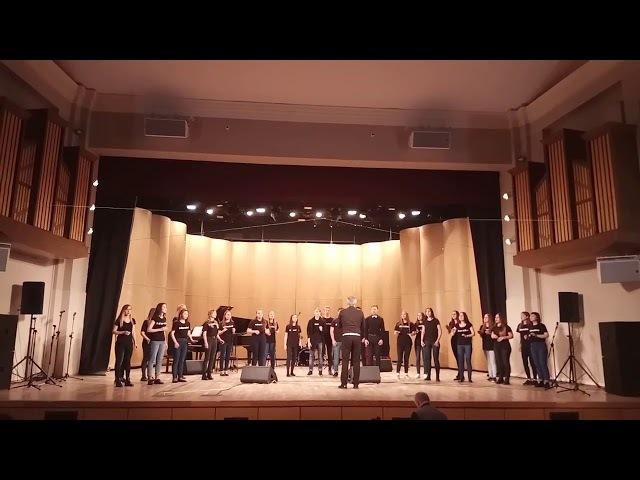 Darchoir. Студенты из Тулы красиво поют