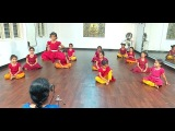 TAPASYA episode 8 - Sridevi Nrithyalaya - Bharatanatyam Dance