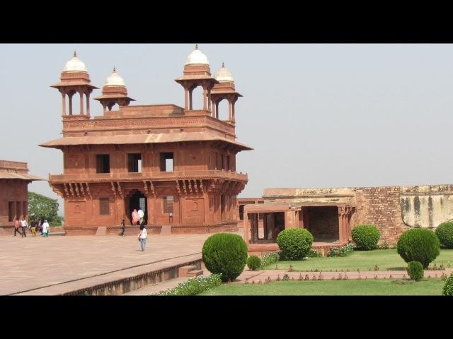 Индия Фатехпур Сикри и Чанд Баори