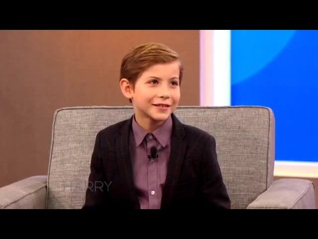 """Harry Connick Jr on Instagram: """"@jacobtremblay tells Harry what he learned from acting in his new film """"Wonder."""" HarryTV"""""""