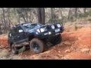 Toyota Landcruiser 4.5 hill climb Avoca Victoria
