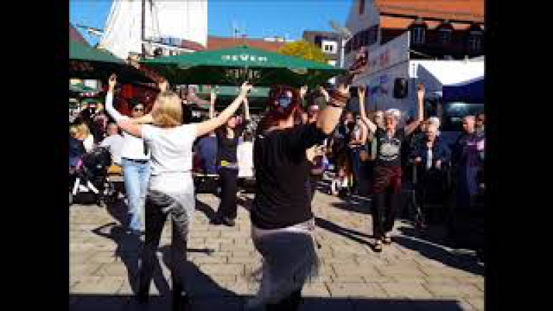 ATS® Flash Mob World Wide 2017 Offenburg pt 1