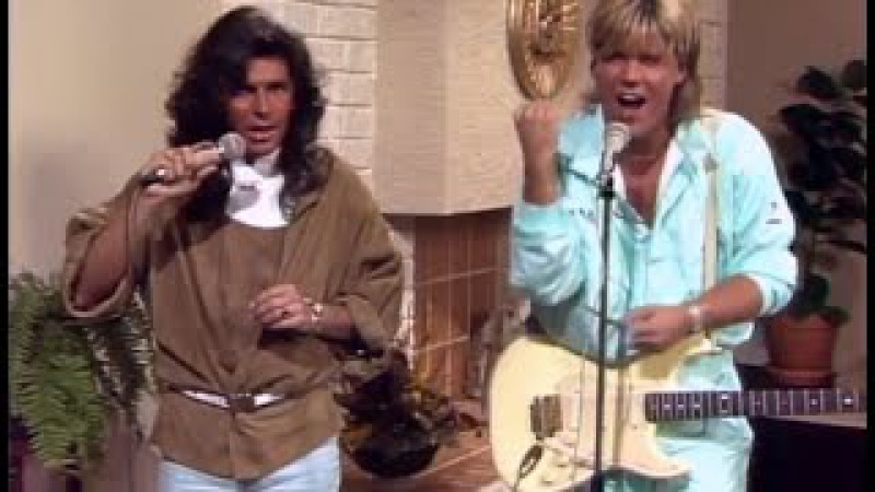 Modern Talking You're My Heart You're My Soul Cheri Cheri Lady Frokos TV 1985 10 26 HD