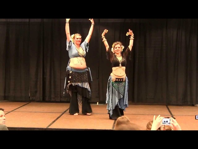Caldera Belly Dance - Cues Tattoos 2013