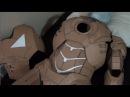Pepakura Cardboard Armor - IRON MAN Mark 4 / 6 Cosplay