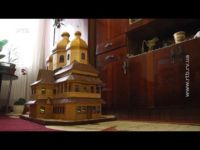 Жителька Корця представлятиме Рівненщину на фестивалі сірникових рекордів