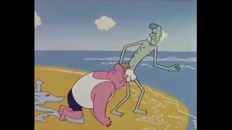 Мультфильм запрещен к показу на ТВ смотреть всем Самый важный в жизни каждого мультик