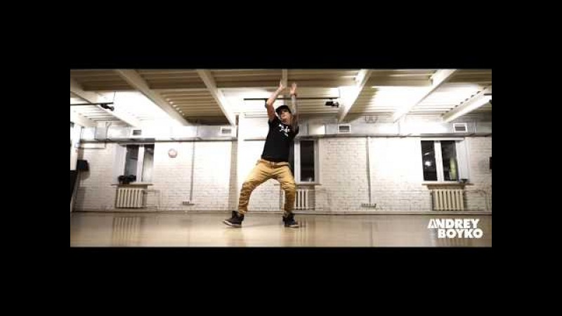 NATHAN GOSHEN - THINKING ABOUT IT [KVR REMIX] | DANCEHALL CHOREOGRAPHY BY ANDREY BOYKO