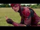 Флэш против Супермена Кто быстрее Сцена после титров Лига справедливости 2017