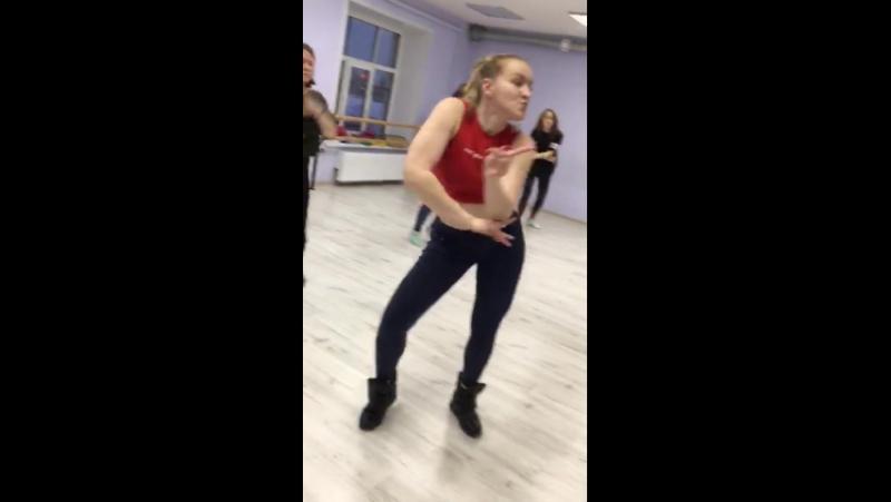 Dancehall | Konshens - big sexy | Viktoriya Kuznetsova | workshop Shuya school Княжна