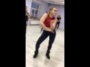Dancehall Konshens big sexy Viktoriya Kuznetsova workshop Shuya school Княжна