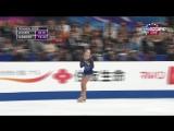 [13-14] Юлия Липницкая Чемпионат Мира 2014 Короткая программа Worlds 2014 SP - Eurosport HD
