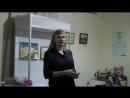 Ольга Емельянова на открытии выставки ГИ Попова ГужевTV