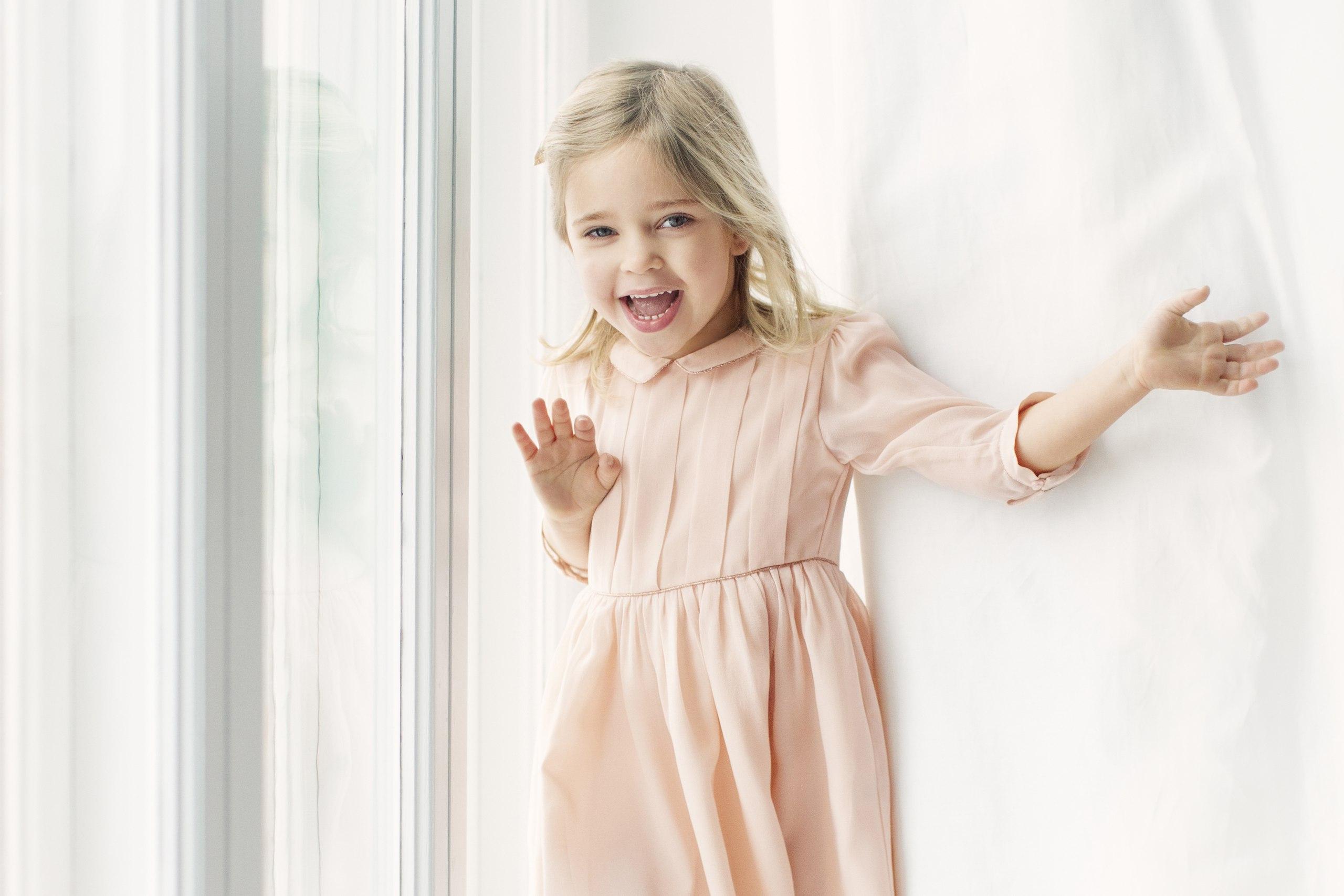Принцессе Швеции Леонор 4 года