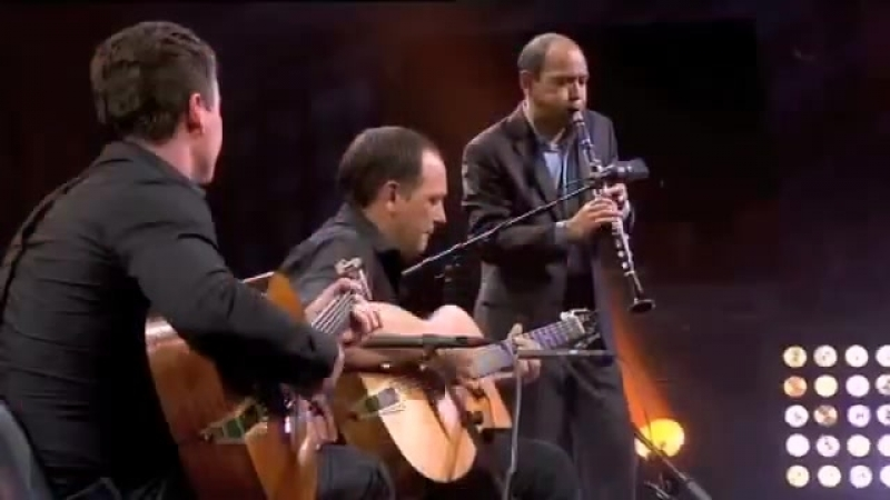 Django's dream d'oton.The Rosenberg Trio и Evan Christopher. 2010.