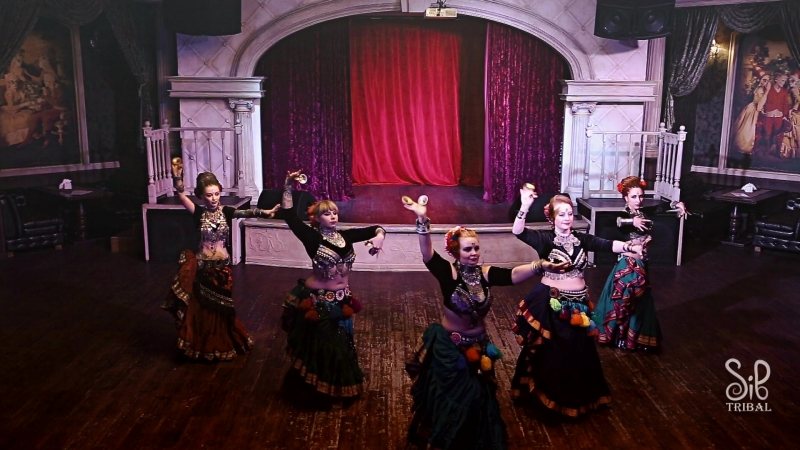 Sahra Party SIBTRIBAL 2018 | Om Tribal Studio, Омск