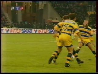 Кубок УЕФА 1998/99. Парма (Италия) - Марсель (Франция)