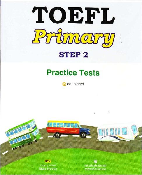 TOEFL Primary Step Practice Tests