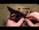 Walther P38 полная разборка. Обзор ММГ пистолета