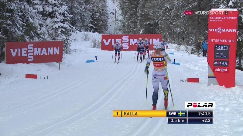 Кубок Мира 2017-18 / Этап 04 / Тоблах (Италия) / Женщины. Гонка преследования 10 км