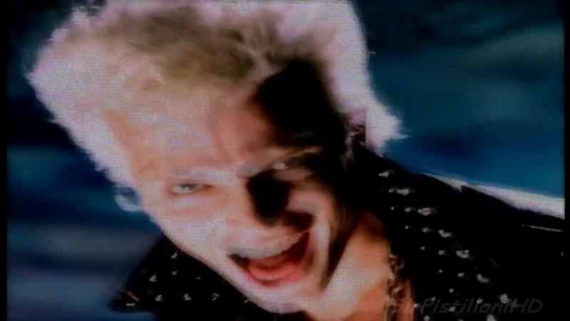 Billy Idol - Cradle Of Love1990)