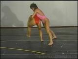 fbb wrestling sharon lauren krissie maro
