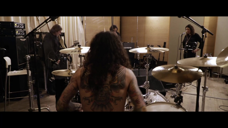 Black Sabbath - The End: Live From Angelic Studios, United Kingdom (2017)