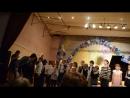 26.11.17 - награждение младшей группы 7-9 лет конкурс Северное сияние