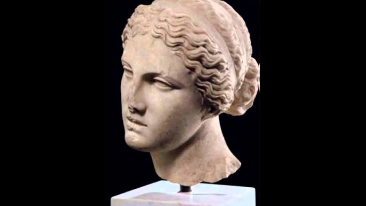 древнегреческая женщина